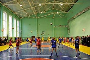 В Дятьковской школе №5 открылся долгожданный спортзал