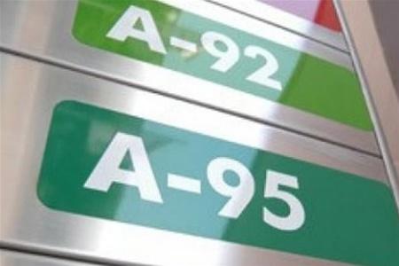 На автозаправках начал исчезать бензин Аи-92 и Аи-95