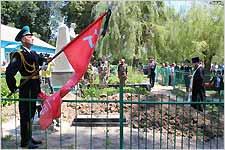 «Вахта памяти-2012», официально стартовавшая на Брянщине в мае, продолжается.