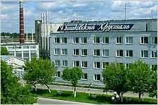 Дятьковский хрустальный завод.