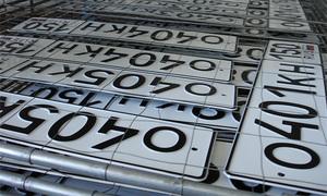 Новые правила регистрации автомобилей вступят в силу в марте
