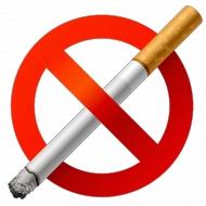 Определены штрафы за курение