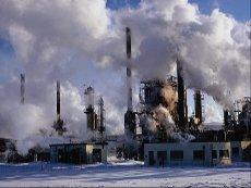 Дятьковский район лидирует по количеству выбросов загрязнителей в атмосферный воздух по всей Брянской области.