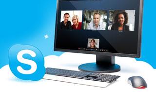 ФСБ хочет запретить Skype и Gmail в России