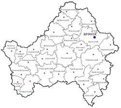 Брянской области исполнилось 67 лет