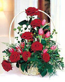 За Вас все скажет букет цветов